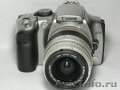 Недорого,  зеркальная фотокамера Canon KiSS Digital (300D)