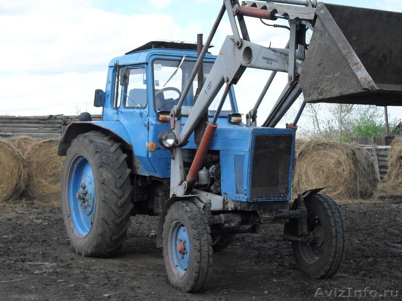 Трактор с 80 фото