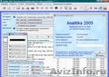 Analitika 2009 - Бесплатная система для управления торговым предприятием