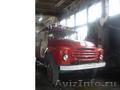 Пожарная машина Зил-130