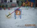 Качели для детей,  горки,  детские игровые комплексы,  песочницы, вазоны бетонные.