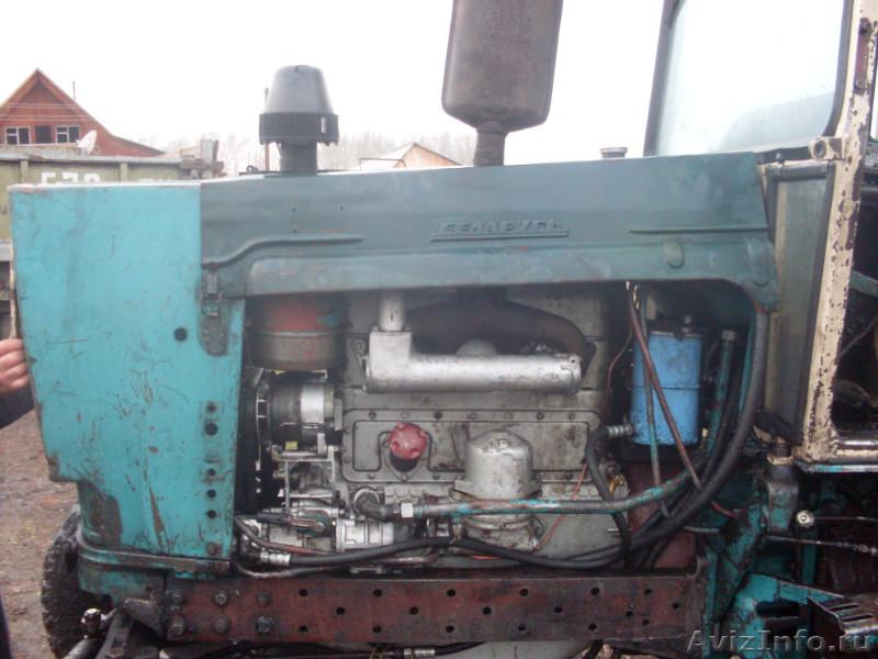 Мини-трактор   Беларусь   МТЗ-08К (приставка к мотоблоку.