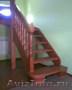Лестницы и мебель из древесины