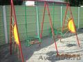 Качели двойные,  качели уличные,  качели садовые,  песочницы для детских садов.