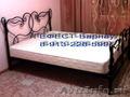 Кровать кованая,  мебель кованая