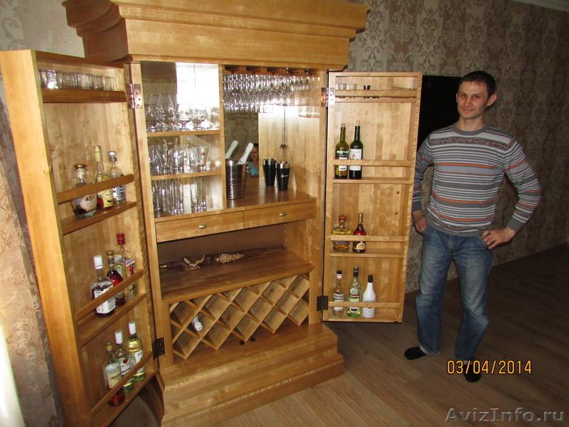 Шкаф бар фото