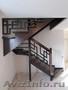 Лестницы из массива дерева на заказ
