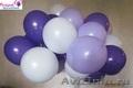 Доставка гелиевых шаров в Барнауле