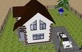 Экзотичный дом в самом начале Власихе