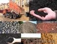 Земля,  чернозем,  керамзит,  опилки. Доставка в мешках и россыпью