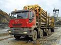 Аренда,  заказ лесовоза до 20 тонн. Услуги