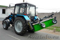 Аренда, заказ трактора МТЗ с щеткой (трактор-щетка), Объявление #1366194