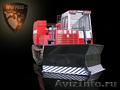 Купить трактор лесопожарный МСН-10ПМ «Рубеж 4000».