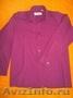 Рубашки для мальчика. рост 140-146. Б/у. в очень хорошем состоянии. Длина рукава - Изображение #3, Объявление #1577975