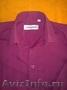 Рубашки для мальчика. рост 140-146. Б/у. в очень хорошем состоянии. Длина рукава - Изображение #4, Объявление #1577975